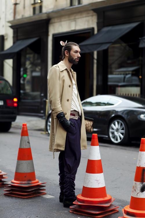 Все, что мы видим на улицах и есть стиль...Стиль конкретного человека...
