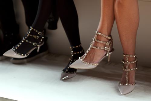 Valentino Rockstud shoes on Pinterest | Valentino Rockstud, Studs