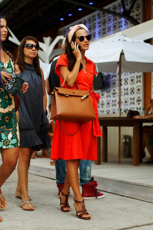 At Rio Fashion Joana My New Style Star Brazil The Sartorialist