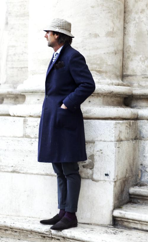 How to wear the bucket hat - men's 2013 spring trend