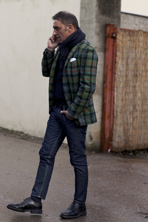 On the Street…..Slim Jeans vs Hipster Jeans, Florence & Milan ...