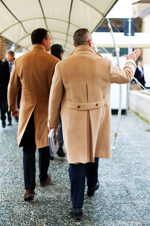 On The Street Camel Coats Florence P 2 171 The Sartorialist
