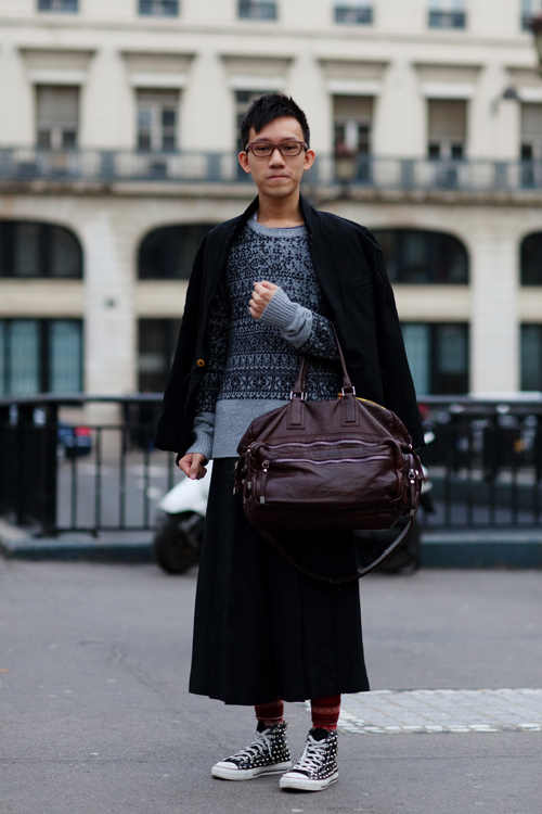 ff96ebea9 Are We Ready To Discuss Skirt Lengths For Men? « The Sartorialist