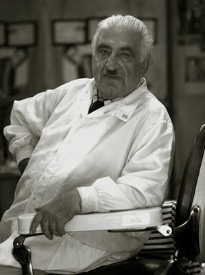 The Oldest Old School Barber « The Sartorialist