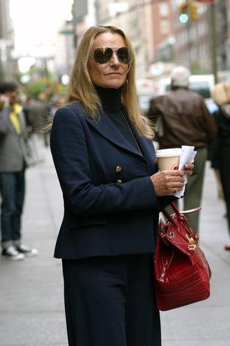 On The Street…….. Buffy Birrittella, New York « The ...