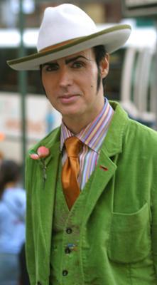 patrick mcdonald at new york fashion week 171 the sartorialist