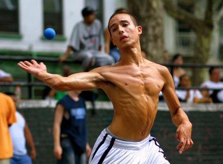 Handball Chinatown New York 171 The Sartorialist