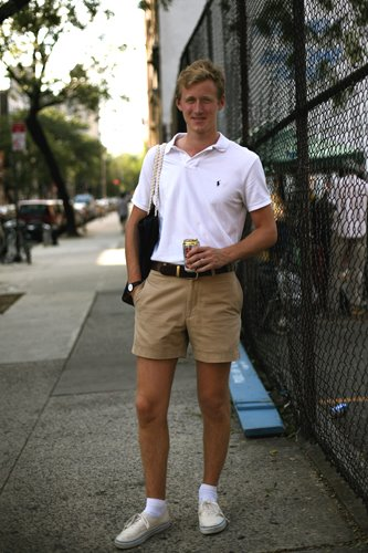 Men's Shorts...what's too high? | TigerDroppings.com