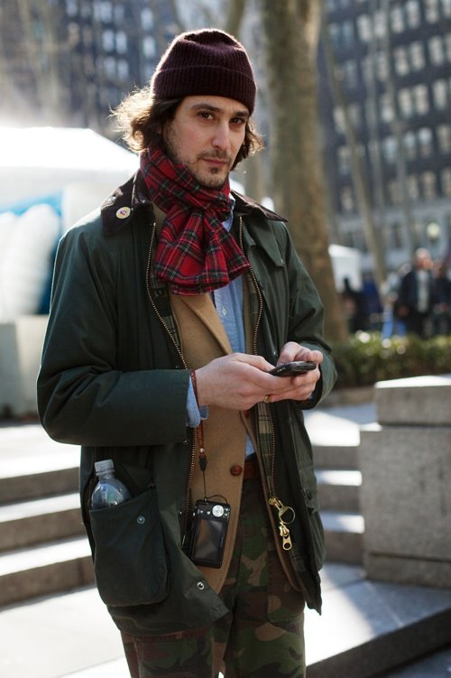 On The Street Mister Mort Nyc 171 The Sartorialist