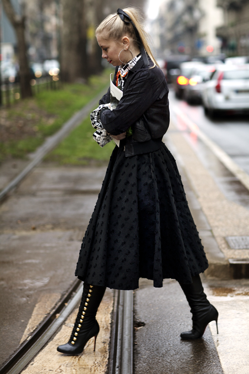 On The Scene Forever Fifties Milan 171 The Sartorialist