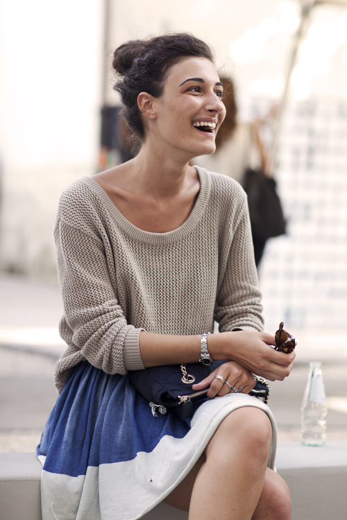 On The Street Sisters Florence The Sartorialist