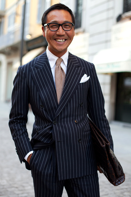 On the Street….The Combination, Milano « The Sartorialist