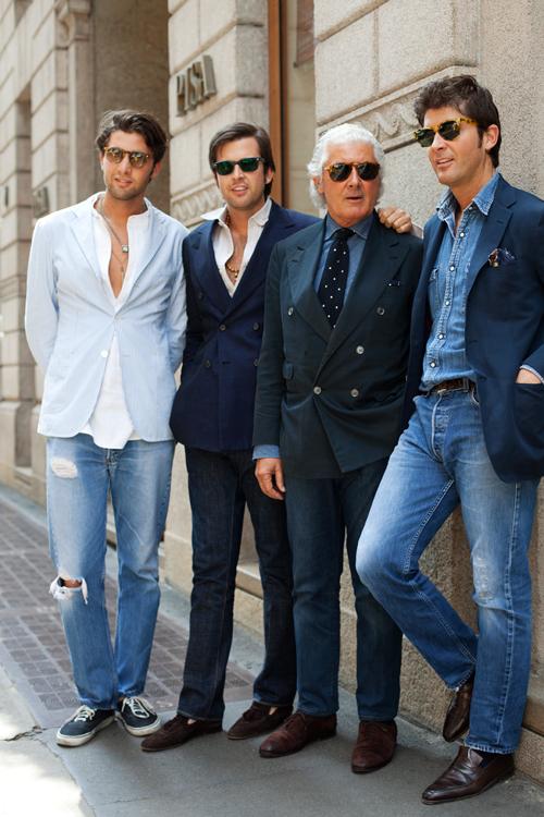Street style: мужчины в кадре.  Ч. 2. yasjka.  12 октября 2010 00:44:19...