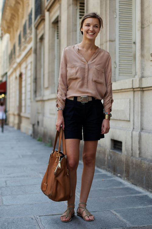On the Street….Summer in the City, Paris « The Sartorialist