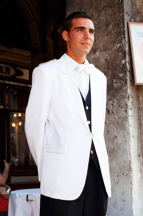 the Italy in that movie   Waiter Movie