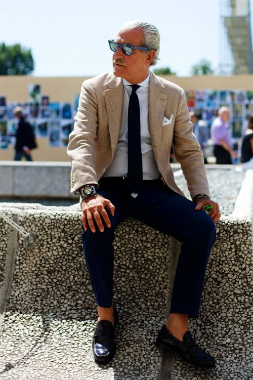 0419e9f1a6198b I love the jacket, shirt and tie combo – but for me it is really about the  cool slim jeans. It's so hard to find jeans that are slim, but not Cheap  Monday ...