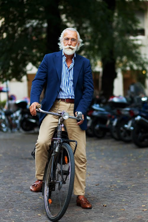 On The Street One More Time Milano The Sartorialist