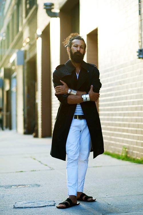 Мы с Вами уже обсуждали мужскую уличную моду но в прошлый раз мы...