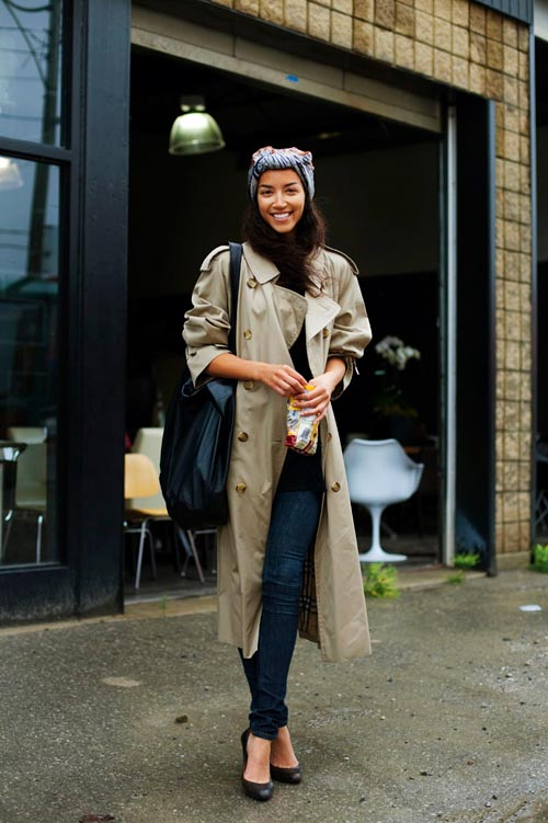 The Sartorialist For Burberry S Art Of The Trench 171 The