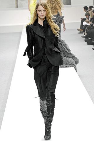 Olivier Theyskens debut for Nina Ricci « The Sartorialist