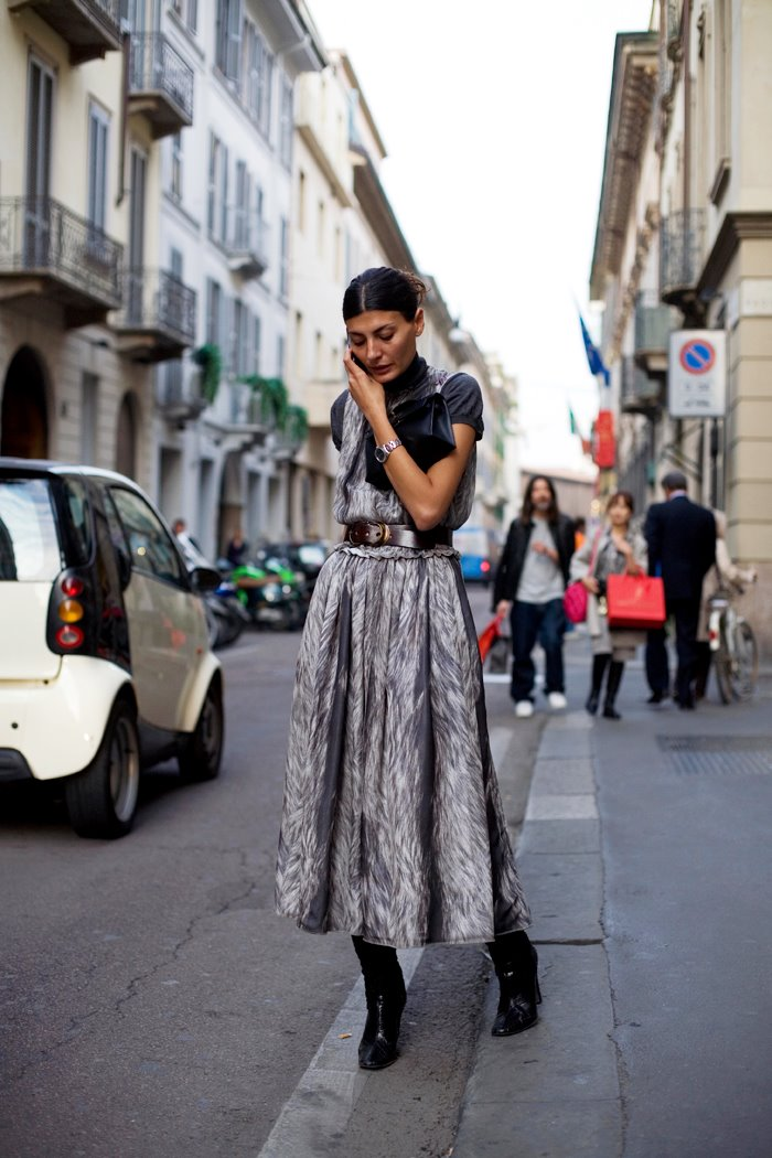 Что носят итальянки