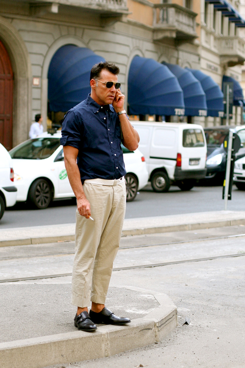 How I Would Wear Thom Browne P1 The Sartorialist