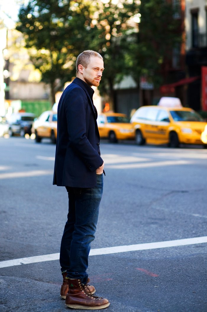 gq preview boots suits nyc 171 the sartorialist