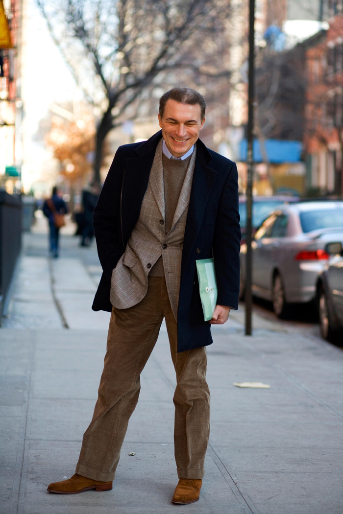 On The Street Very Well Done Nyc 171 The Sartorialist