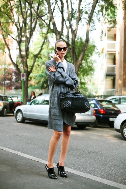 ... уличная мода звезд - Летняя одежда 2012.