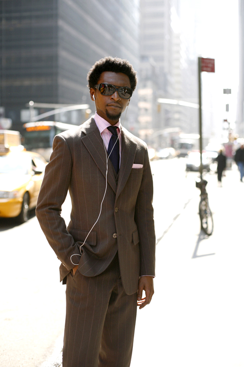On the Street…Modern T Monk, New York « The Sartorialist