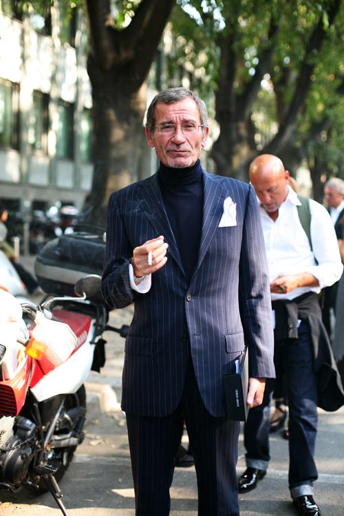 Turtleneck Cuffs Milano