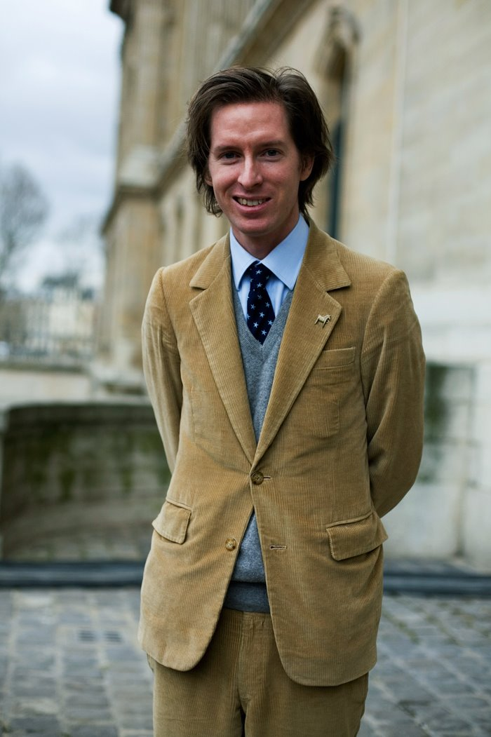 On The Street Wes Anderson Paris 171 The Sartorialist