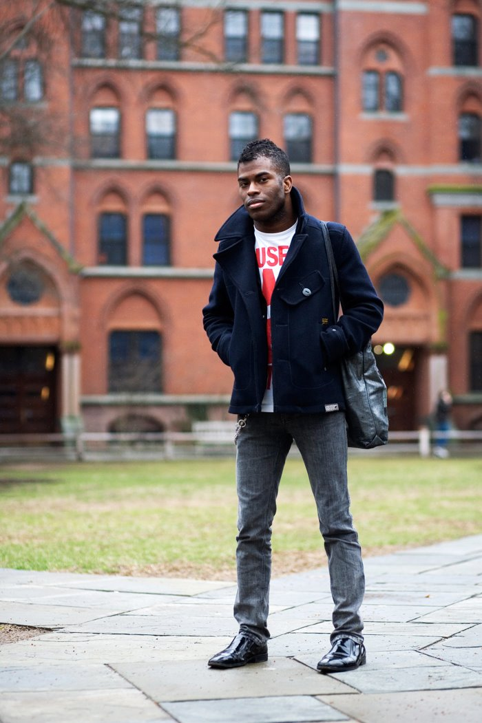 Student Style…..Yale, New Haven « The Sartorialist