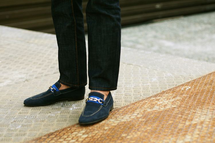 Perfect Lenght For A Dark Blue Denim Jeans , imho « The ...
