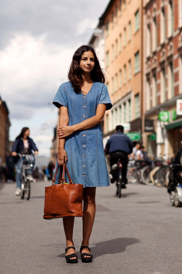Stockholm Street Style By The Sartorialist Nordic Bliss