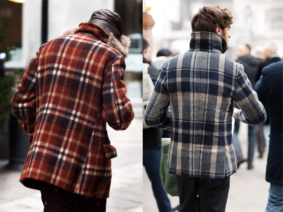 Very Fall Shopping….Plaid Coat « The Sartorialist EN72