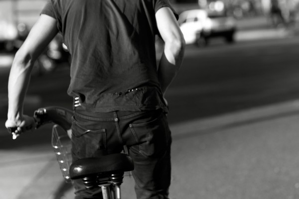 On the Street….From My Bike, Paris