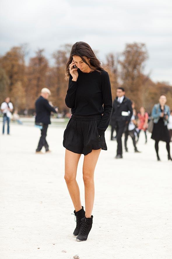 On The Street Jardin Des Tuileries Paris The Sartorialist