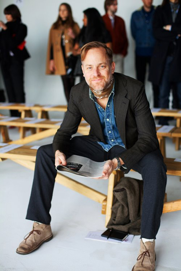 Style Profile… Bruce Pask « The Sartorialist