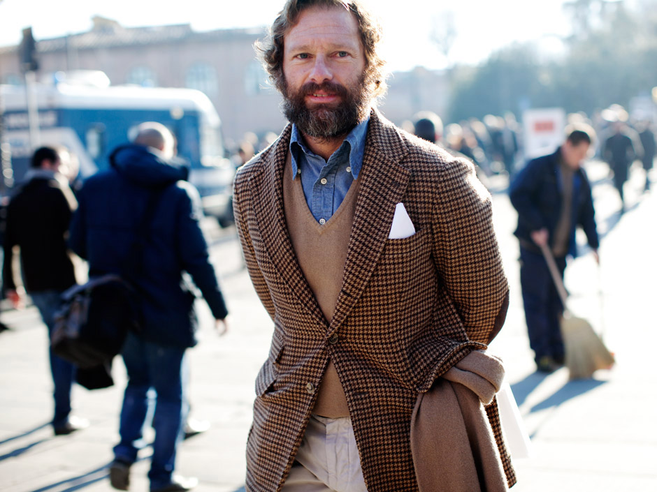 d0ea760579a9 Great Look From The Sartorialist In Florence