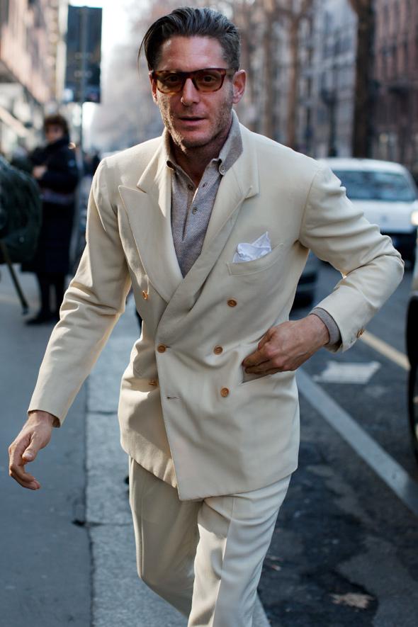 On the Street…..Mr. Lapo Elkann, Milan « The Sartorialist