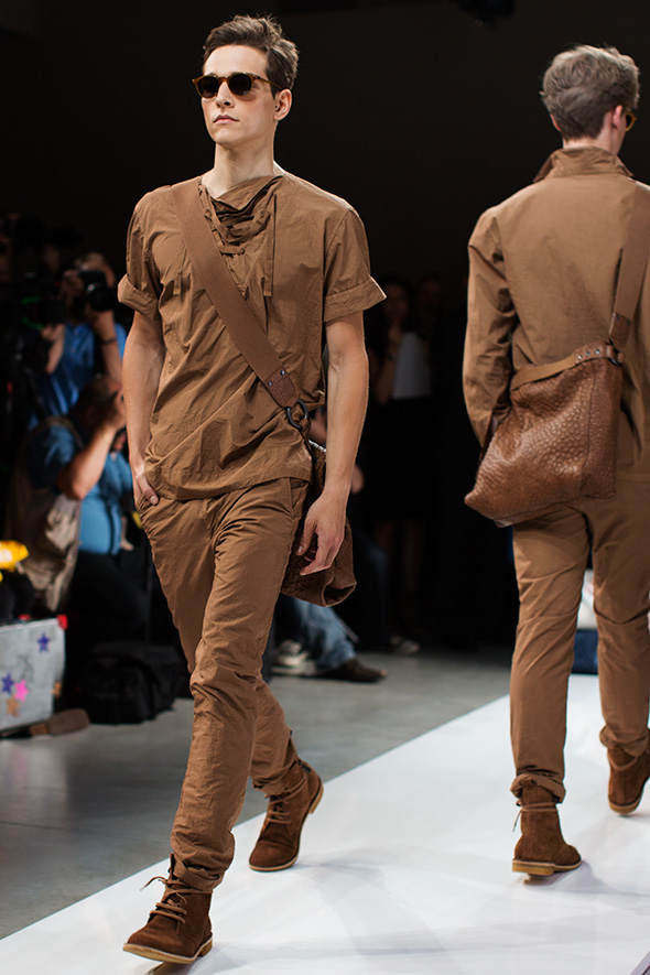 Bottega Veneta – Men's Spring/Summer 2013 « The Sartorialist