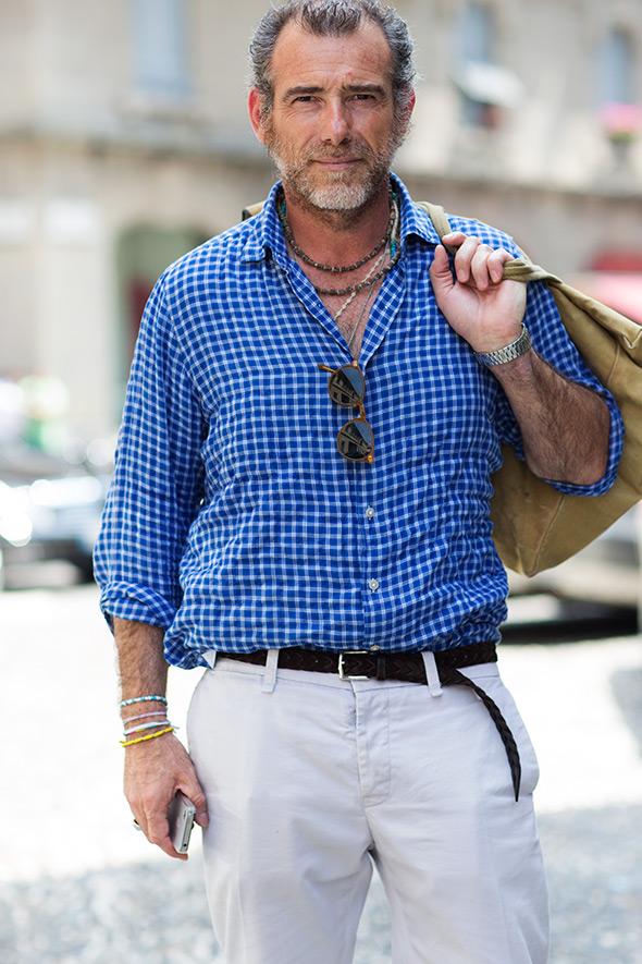 Casual Italian Fashion