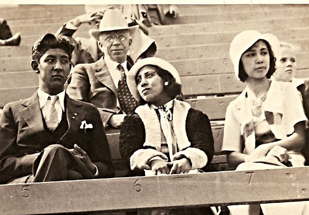 vintage photo the 1932 olympics the sartorialist