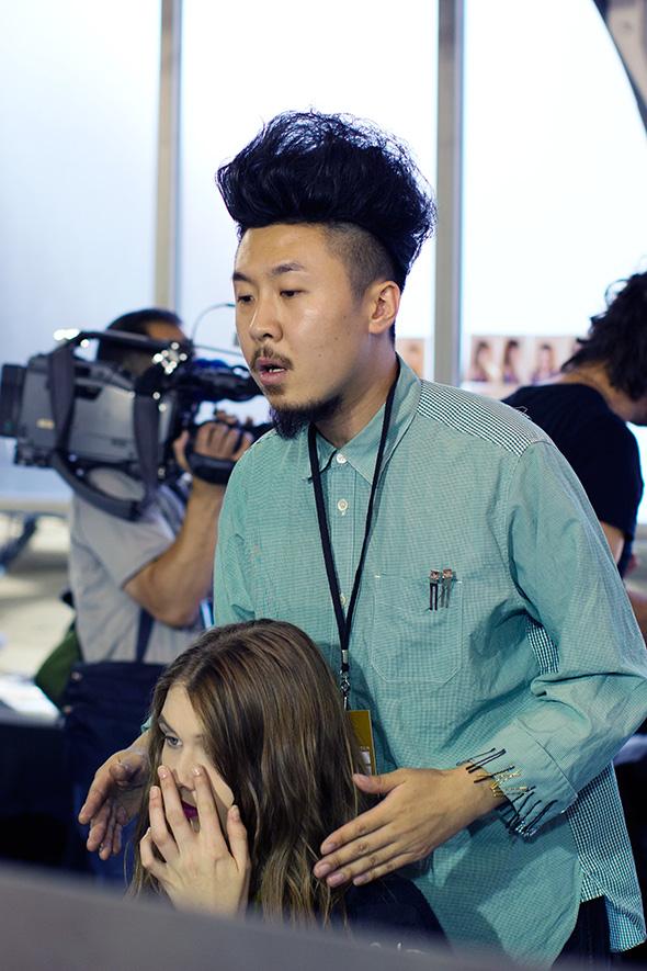 More Men\'s Hair Options, Paris « The Sartorialist