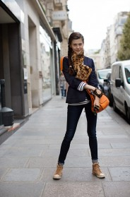 On The Street Rue Saint Honore Paris 171 The Sartorialist
