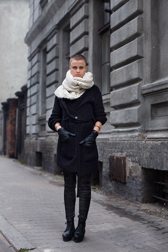 On the StreetRybaki St Pozna Poland The Sartorialist