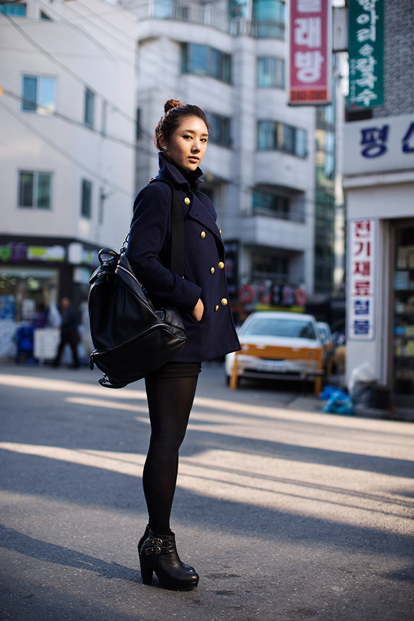 On The StreetHongdae South Korea Sartorialist