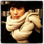 Great scarf knot, Seoul, Korea