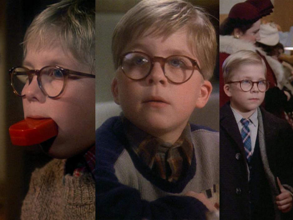 On the Screen……. A Christmas Story « The Sartorialist